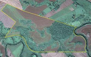 Regularização de áreas rurais